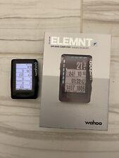 Wahoo ELEMNT WFCC1 GPS Bike Computer