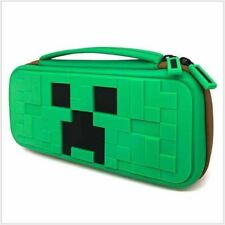 Minecraf Hard Protective Carry Game Case Cover Pouch for Nintendo Switch