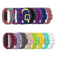 Reloj de Pulsera Fitbit Ace2 Inspire HR con Correa de colorido silicio Correas Pulsera