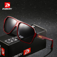DUBERY Men Sport Polarized Sunglasses Sport Outdoor Driving Cycling Glasses 2021