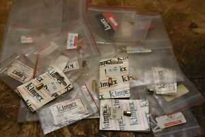 Lot of KIMPEX Carburetor Jets for Snowmobile - Mostly Mikuni Hex Main - See List
