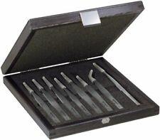 Bergeon 7026 tweezers non magnetic set of 8 tweezers brucelles Pinzette