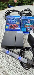 Playstation 4 vr set Spiele und Kamera in OVP