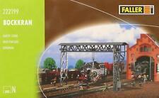 Faller 222199 N - Bockkran NEU & OvP