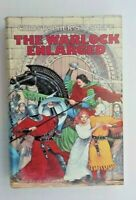 The Warlock Enlarged by Christopher Stasheff (1985, Book Club Edition)