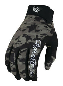 Troy Lee Designs 2021 Air Glove Camo Army Green All Sizes