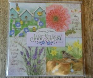 24 Card Making Toppers Everyday Collection Jane Shasky & Joanna Sheen Pad 2