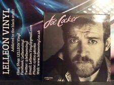 Joe Cocker Civilized Man LP Album Vinyl EJ240139 A1/B1 Capitol Rock Pop 80's