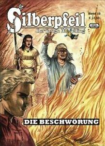 Silberpfeil, Die Jugendabenteuer Nr. 59: Die Beschwörung, Neuware