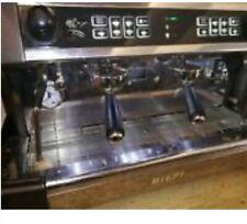 macchina caffe professionale biepi mc1 2 gruppi automatica perfetta