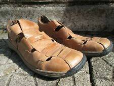 PAIR OF MENS RIEKER ANTISTRESS SANDALS,DESERT WELLIES or WALKING SANDALS,SZ 9 UK