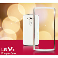 Genuine LG Bumper Case Cover For V10 (Rose Gold)