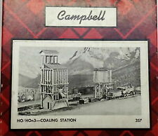 Campbell Scale Models 357 HO Coaling Station