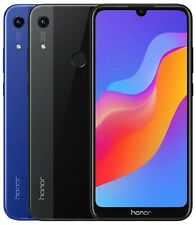 "Huawei Honor 8A JAT-L29 Dual (FACTORY UNLOCKED) 6.01"" 32GB 2GB RAM Gold , Blue"
