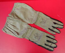 U.S. AIR FORCE TYPE K-1 TROPICAL FLYING GLOVES- NEW CONDITION