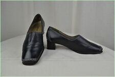 Zapatos Zapatos de calle GABOR Confort Cuero Negro T 4,5 G 37,5 MUY BUEN ESTADO