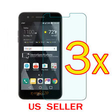 3x Clear LCD Screen Protector Guard Cover Film For LG Fortune/ Risio 2 / Rebel 2