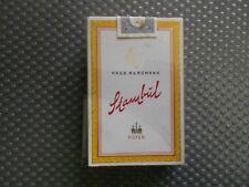 Stambul Haus Bergmann alte Zigarettenschachtel Attrappe (B45)