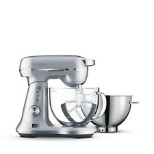 NEW Breville The Bakery Boss Stand Mixer Silver 2Y Warranty BEM825BAL