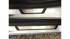 RENAULT SCENIC  2015+ FLEXILL SPORT STYLE DOOR SILL PLATES AFTERMARKET 9696091FS