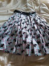 Hell Bunny Skirt Rockabilly 50s Classic