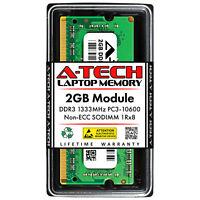 Kingston KTH-X36S/2G A-Tech Equivalent 2GB DDR3 1333Mhz SODIMM Laptop Memory RAM