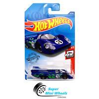 Hot Wheels Porsche 917 LH (Purple) Porsche 4/5 2020 B Case #45