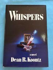 WHISPERS - FIRST EDITION BY DEAN R. KOONTZ