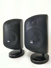 1 Pair Bowers and Wilkins B&W M1 MK2 Speakers