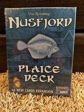 Nusfjord - Plaice Deck - Mayfair Boardgame - NEW