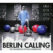 Berlin Calling  Soundtrack By Paul Kalkbrenner [CD]
