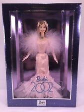 Barbie 2002 Collector Edition Pink Gown Doll New in Box, Excellent Condition