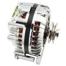 Tuff Stuff Alternator 8509RCPSP; OE-Style 100 Amp Polished for 1960-88 Chrysler