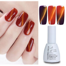 10ml BORN PRETTY Magnetic Color Changing UV Gel Nail Polish Soak Off Cat Eye Gel