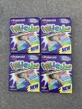 Polaroid 600 Wild Sides film | Drawable borders | 4 Pack | Very Rare