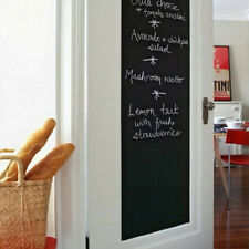 DIY Chalk Board Black board Wall Sticker Home Decoration Removable Mural Decals