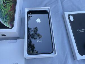 Apple iPhone XS Max - 512 GB - Black (Unlocked) A2101 (GSM) (AU Stock)