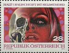 Timbre Santé Médecine Autriche 1239 ** lot 11203