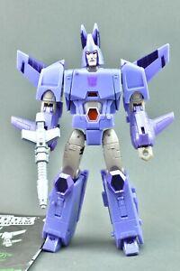 Transformers Kingdom Cyclonus Complete Voyager WFC