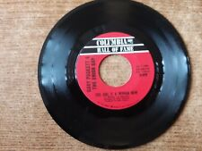 1960S MINT-EXC+GARY PUCKETT-Don't Give In To Him / This Girl Is A Woman Now 45