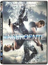 PELICULA  FOX  DVD ALQUILER  LA SERIE DIVERGENTE: INSURGENTE  NUEVO (SIN ABRIR)