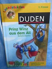 Duden * 3. Klasse * Prinz Winz aus dem All  * Leseförderung mit System