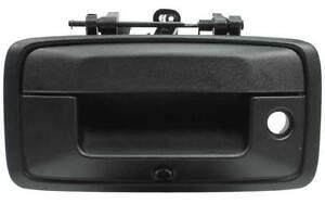 Rostra Tailgate Handle Backup Camera For 2014-2018 Chevy Silverado GMC Sierra