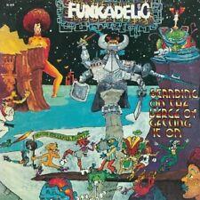 FUNKADELIC - STANDING ON THE VERGE OF GETTING IT ON  VINYL LP NEUF