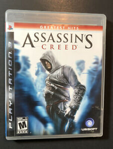 Assassin's Creed [ Greatest Hits ] (PS3) USED