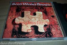 Scott Wesley Brown CD The Passionate Pursuit Christian Music Gospel