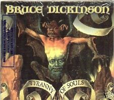 BRUCE DICKINSON TYRANNY OF SOULS SEALED CD NEW