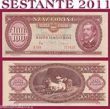 HUNGARY / UNGHERIA - 100 FORINT 30.10. 1984 - P 171g -  BB+ / VF+