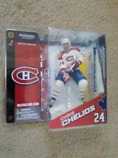 McFarlane Hockey CHRIS CHELIOS Montreal Canadiens Series 8 CHASE (white  jersey)