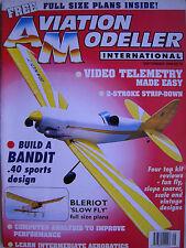 Aviation Modeller International - September 1999 Complete with Unused Plan